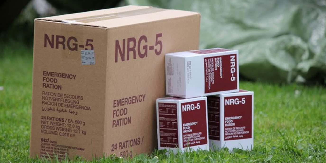 Aktion: Kostenloses Recentr-Buch nach Wahl plus 500Gr. Bonuspäckchen beim Kauf einer Kiste NRG5!