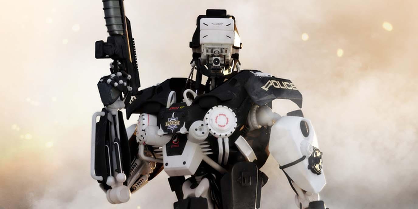 Warum echte Kampfroboter noch auf sich warten lassen