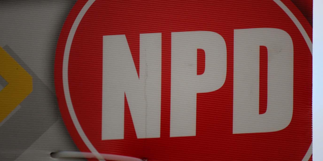 NPD-Verbot am Dienstag? Wegen NSU? Trotz V-Männer?