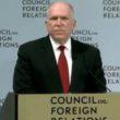 Warum CIA-Direktor John Brennan über Geoengineering durch Aerosole spricht
