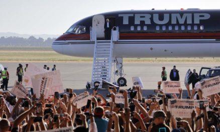 Die Gefahr eines Attentats von oben auf Donald Trump