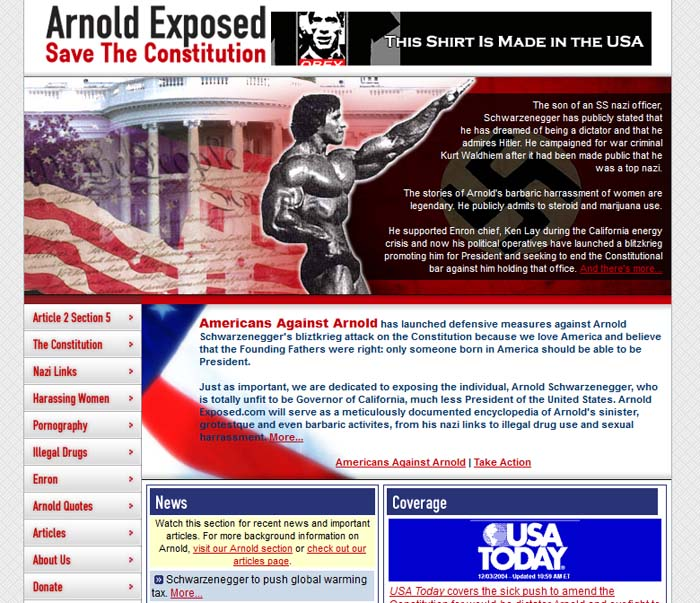 arnold-exposed
