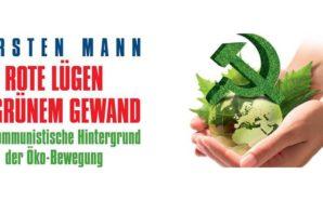 Gesprochene Buchvorstellung: Rote Lügen in grünem Gewand