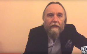 Russischer Radikaler Dugin zu Gast bei Infowars, der sogar Breitbart…