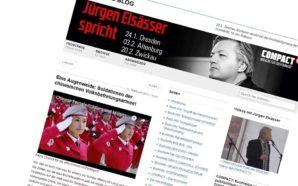 Massenmedien: BVB-Anschlag könnte False Flag von Rechten mit COMPACT-Slogans im…