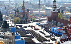Russland feiert Sieg über die Deutschen (und verschweigt Lend-Lease-Programm)