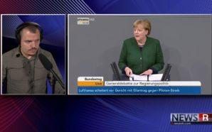 War Merkel die Wissenschafts-Spionin ANITA?
