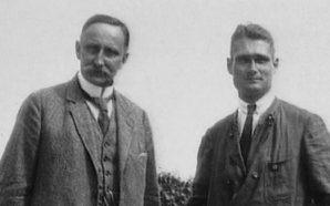 Hitler, Hess und Haushofer waren anglophil