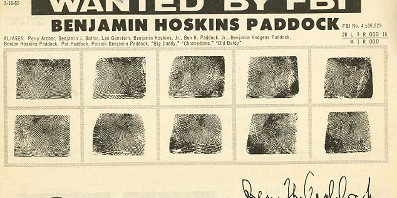 Vater von Las-Vegas-Killer war psychopathischer Serien-Bankräuber