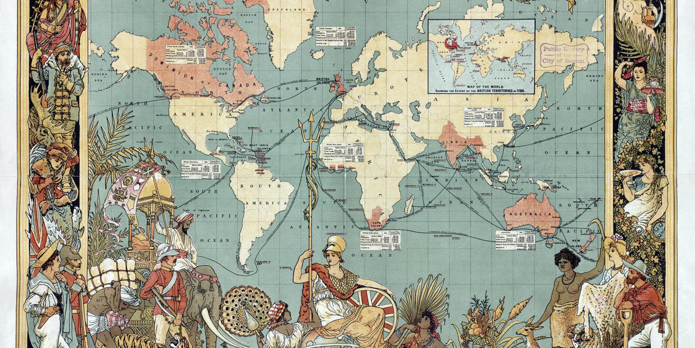 """Prof. Quigley über Lord Milners """"Geheimgesellschaft zur Erhaltung des Britischen Empires"""""""