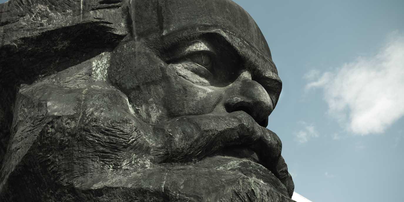 Karl Marx: V-Mann, Zersetzer und Verwirrer
