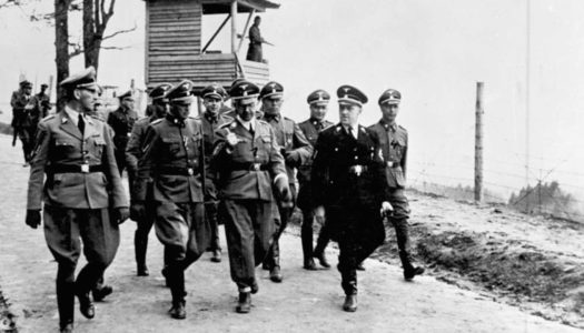 Himmlers Tochter arbeitete für den Bundesnachrichtendienst (BND)
