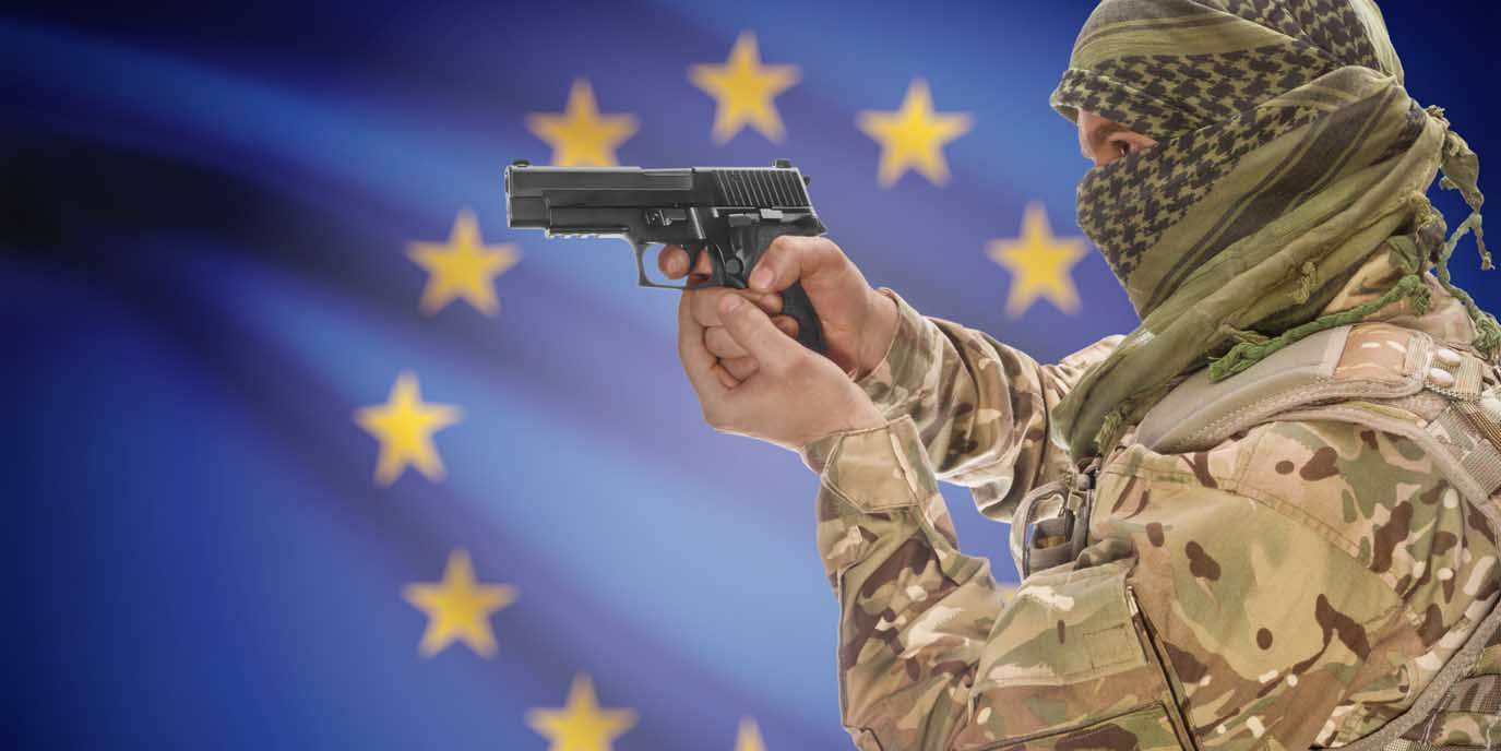 Recentr NEWS (04.06.18) Counterinsurgency in der EU