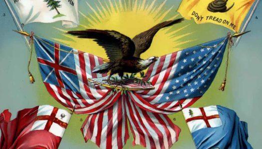 Die britischen Agenten bei der amerikanischen Fake-Revolution