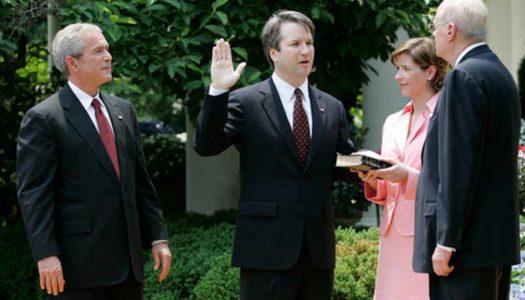 Trump könnte Vertrauten von Bush und mögliches Skull&Bones-Mitglied für Supreme Court nominieren