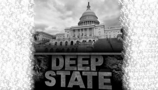 FOX News und Infowars bezeichnen den Deep State nur als links
