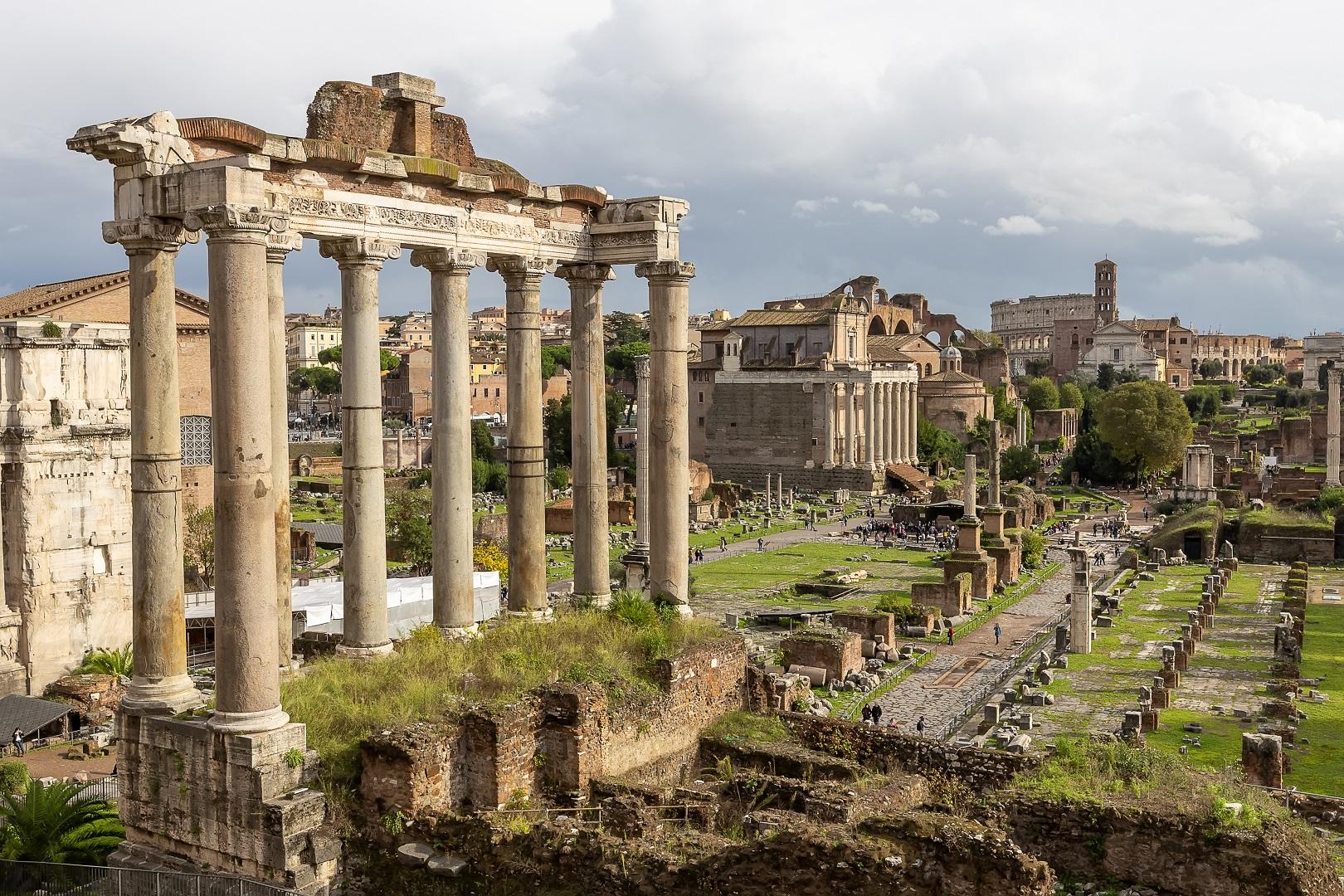 Bildergebnis für (Gezielte) Epidemien führten zum Untergang Roms